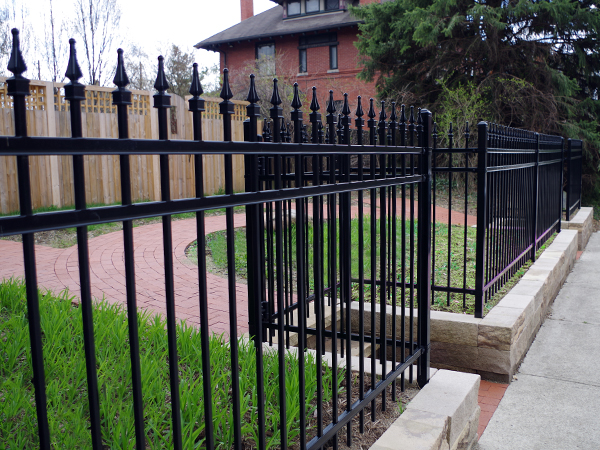 Columbus Ohio Ornamental Fences